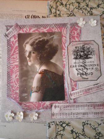 Le scrap d' Elisabeth  Bienvenue sur mon petit blog, consacré principalement